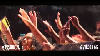 august alsina performs at txsu homecoming 2k14 concert whatslivee