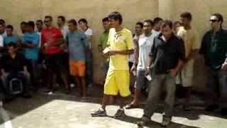 Aniversario de Batista Lima no Presídio de Salgueiro-PE