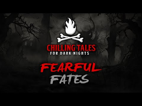 """Download """"Fearful Fates"""" S1E86 💀 Chilling Tales for Dark Nights Podcast (Horror Fiction Anthology)"""