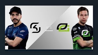 CS:GO - SK vs. OpTic [Mirage] - Group B Round 2 - ESL Pro League Season 6 Finals