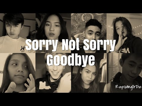 Sorry Not Sorry Goodbye by Issey Miyake Parto | RepGangOrDie Cover