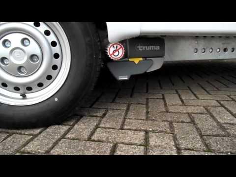 TEC Travelbird 450 met Truma SE R lichtgewicht enkele bedden nu bij Meerbeek Caravans en Camper.MP4