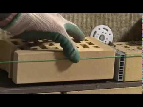 Crh Klinkier Murowanie Sciany Z Klinkieru Fiim Instruktazowy Youtube