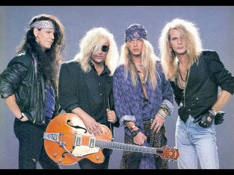 Poison - Talk Dirty To Me (HD)