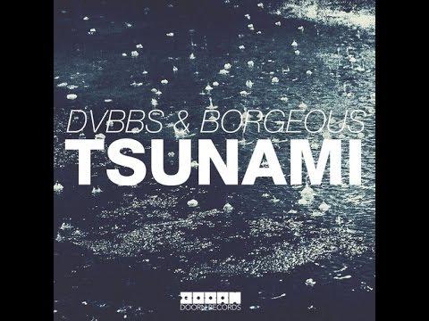 DVBBS & Borgeous - TSUNAMI (Dj T.c. 2k14 Kick Edit)