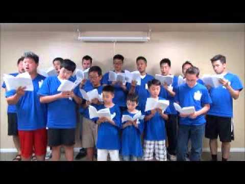 Summer Camp 2014 Special Praise