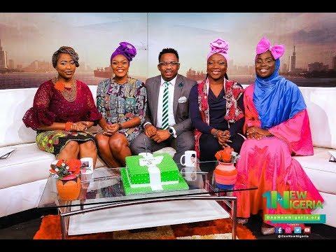 Jermaine Sanwoolu Speaks On Restructuring One New Nigeria On TVC