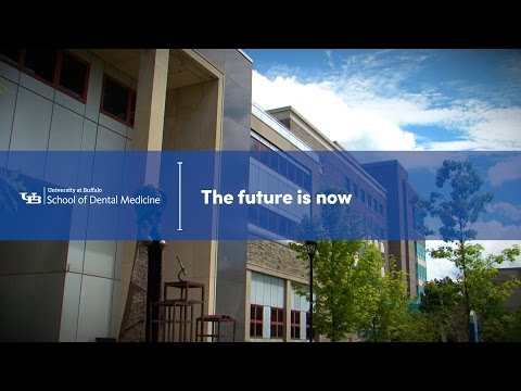 The future is now - UB School of Dental Medicine