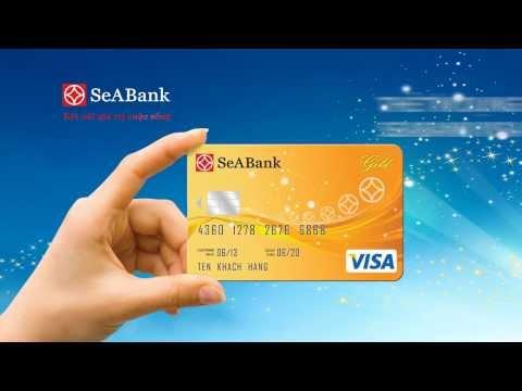 SeABank Visa Credit - Giải pháp chi tiêu thông minh