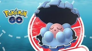 INVESTIGACIONES LIMITADAS DE CLAMPERL! NUEVO POKÉMON, BONUS Y MÁS! [Pokémon GO-davidpetit]