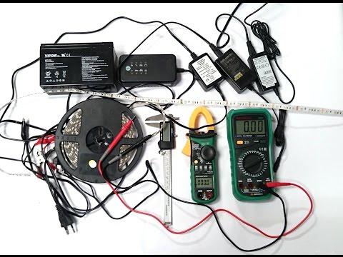 Как выбрать и подключить светодиодную ленту: полезное видео от Electronoff