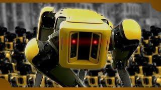 Boston Dynamics: Rise of the Robots