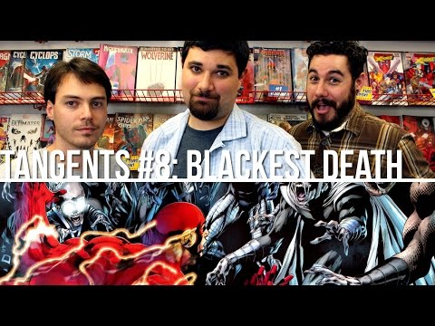 Blackest Death & FLASHPOINT Problems