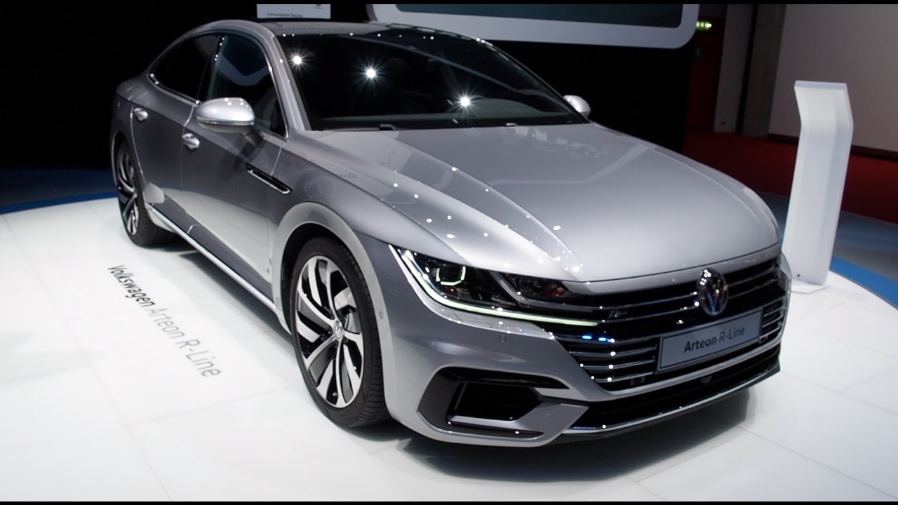 volkswagen arteon r line 2017 in detail review walkaround interior exterior youtube. Black Bedroom Furniture Sets. Home Design Ideas