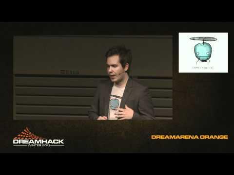 Dreamarena Orange - From Gamer to Developer