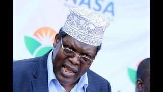 Lawyer Cliff Ombeta on Miguna Miguna's 'nomination' as Nairobi deputy governor