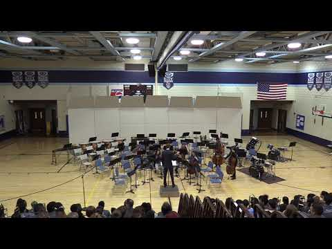 2019 Miami Middle School Spring Band and Orchestra Concert