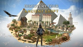 ASSASSINSS CREED ORIGINS Le Discovery Tour