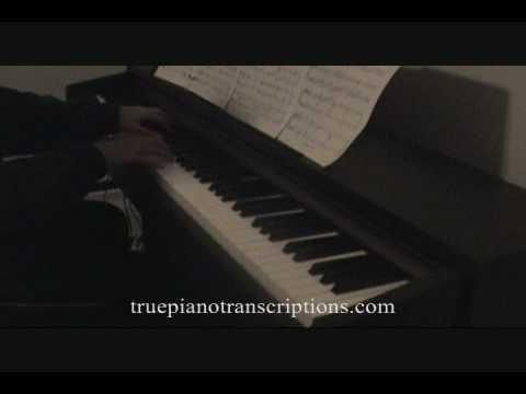 Thankful - Josh Groban (Piano Accompaniment) + Sheet Music