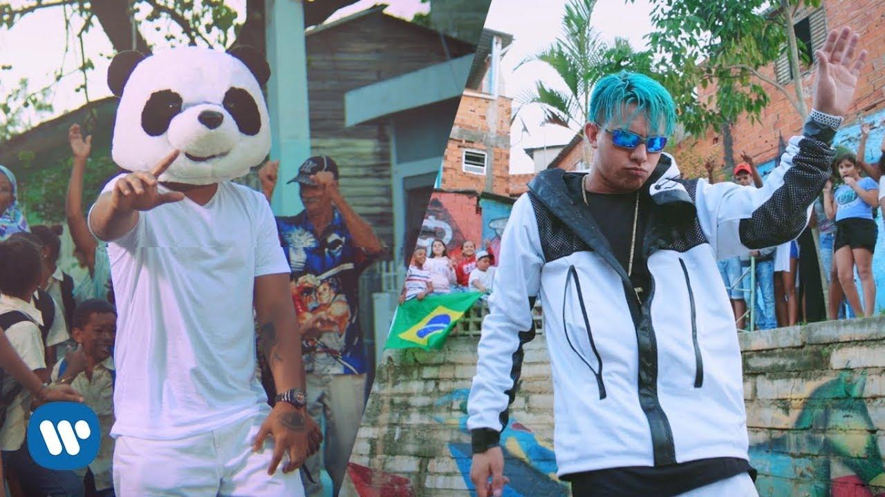Download Topo La Maskara e MC Fioti - Panda Pon (Official Video)