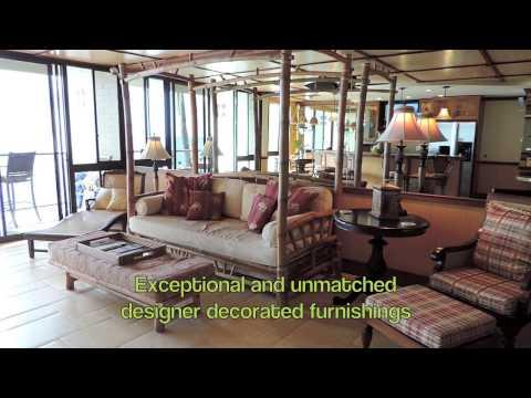 Incredible Kauai Direct Oceanfront Luxury Vacation Rental at Kuhio Shores