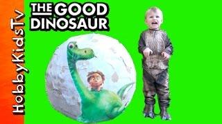 Giant GOOD DINOSAUR Toy Surprise Egg