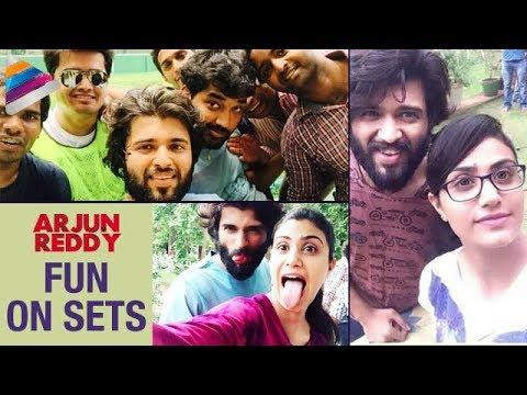 Arjun Reddy Movie Fun on Sets | Arjun Reddy Making | Vijay Deverakonda | Shalini | #ArjunReddy Mp3