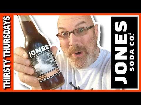 Jones Cane Sugar Soda Root Beer