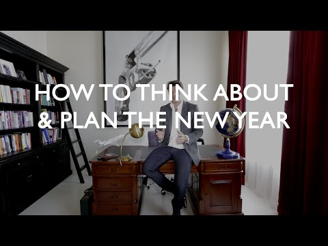 Sam Ovens - How To Think In December & Plan The Next Year