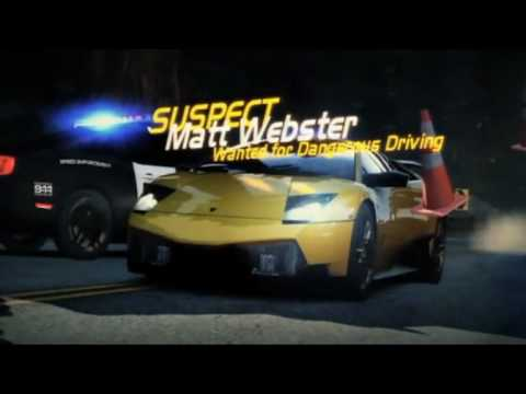 Need For Speed : Hot Pursuit Trailer Soundtrack