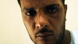 SYRIA'S 'HEART-EATING CANNIBAL' ABU SAKKAR BBC NEWS