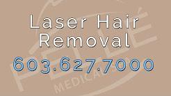 Laser Hair Removal Nashua NH - Discount - Pelle Medical Spa