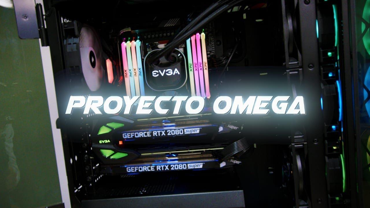 Workstation armada con Threadripper 3960x review en español 4k Proyecto Omega