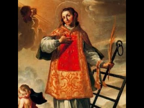 Santa Missa São Lourenço