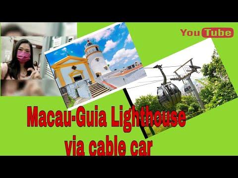 Macau-Guia  Fortress and Lighthouse  #travelmacau