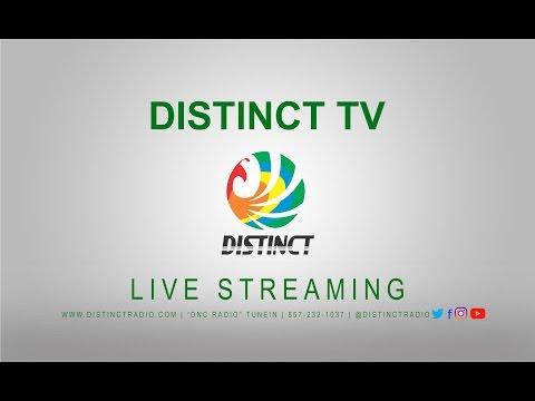 Distinct TV Multi-platform Live Streaming