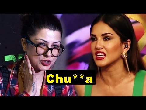 Hard Kaur vs. Sunny Leone   Very Vulgar Interview