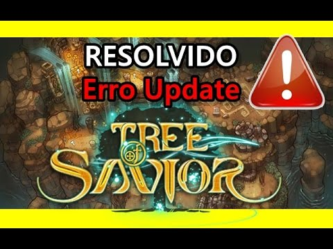Tree Of Savior - Erro de Update Resolvido ( Connection and Restart