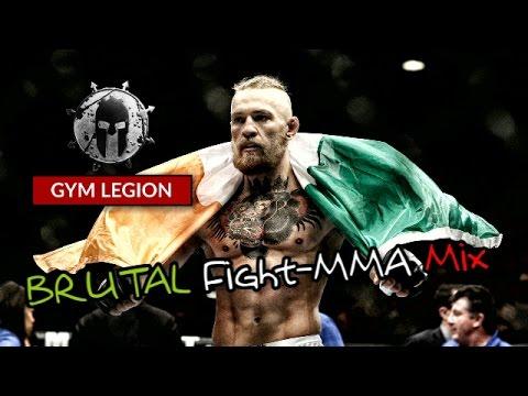 Brutal Fight MMA Motivational Music Mix