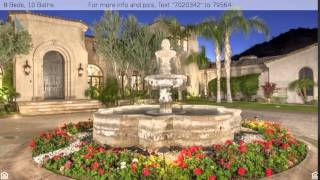 $32,000,000 - 10696 E Wingspan Way, Scottsdale, Az 85255
