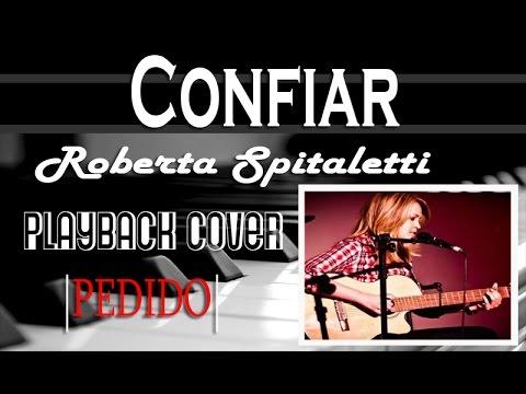 Confiar - Roberta Spitaletti - Playback Cover (Legendado) - Tom G