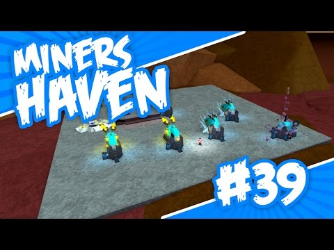 Miners Haven #39 - DROPPERS PARADISE (Roblox Miners Haven)
