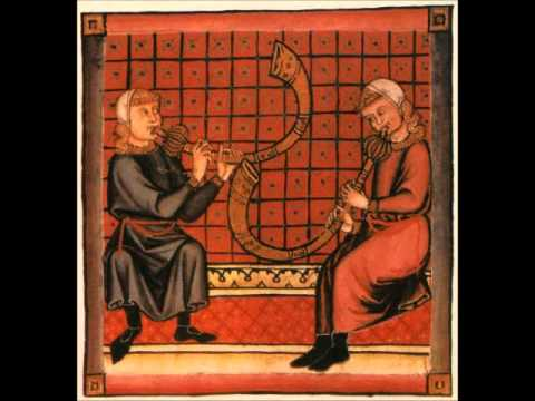 Cantiga 353: Quen a Omagen da Virgen, medieval mandolin music