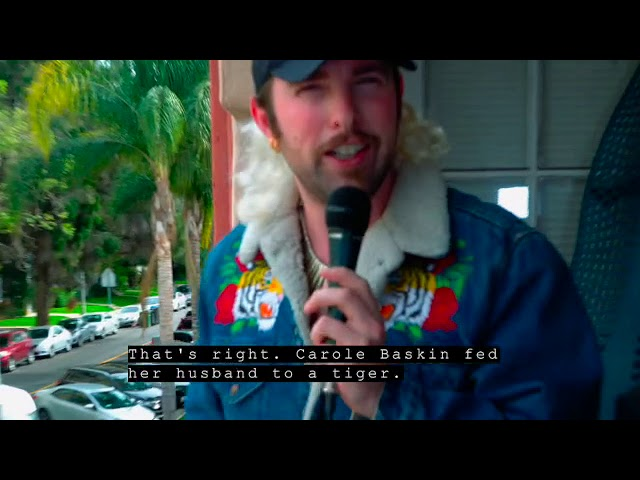 JOE EXOTIC - SHOCKING NEW INTERVIEW FROM JAIL, TALKS NEW HUSBAND AND HOW TEKASHI 69 SAVED HIS LIFE