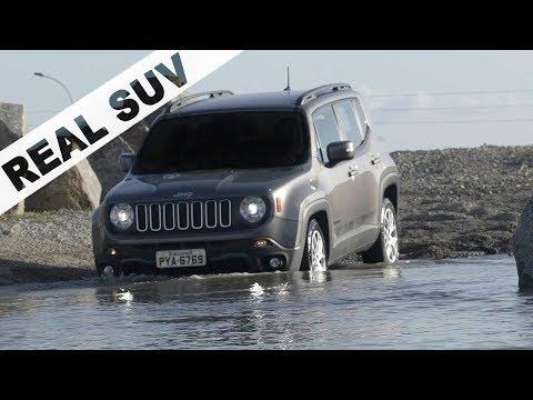Jeep Renegade - Real SUV - Fábrica FCA PE