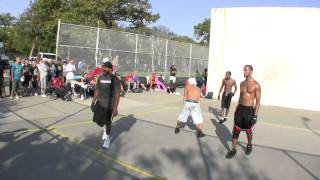 2010  BIG BALL Doubles  At Sea Side C.I.  Handball Courts
