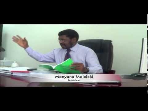 Red Dot interviews Monyane Moleleki