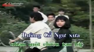 Karaoke - Hà nội mùa vắng những cơn mưa - [Beat chuẩn] - Yeucahat.mobi