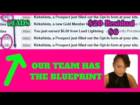 Top Home Based Business 2018 - Power Lead System Review PROOF - $500 A Day Online DETAILS!!!