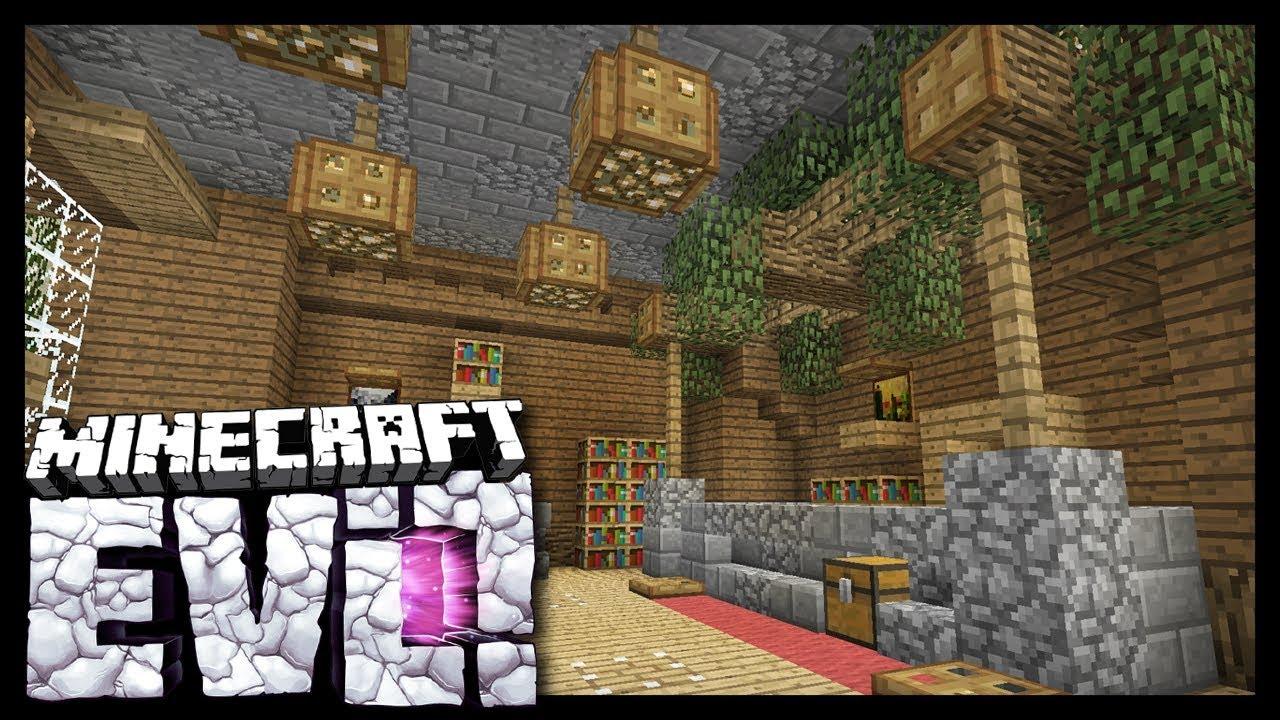 ENCHANTED TOOL SHOP Minecraft Evolution SMP YouTube - Minecraft namen andern anyart